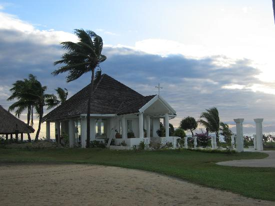 Sheraton Denarau Villas: The place to be to get married!