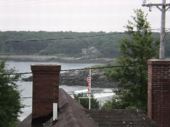 York Harbor Inn: View from our room