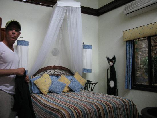 Villas Nicolas: bedroom