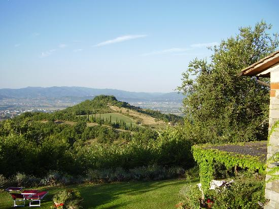 Casa Spertaglia: look at that view