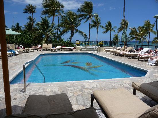 Hilton Hawaiian Village Waikiki Beach Resort Private Ali I Tower Pool