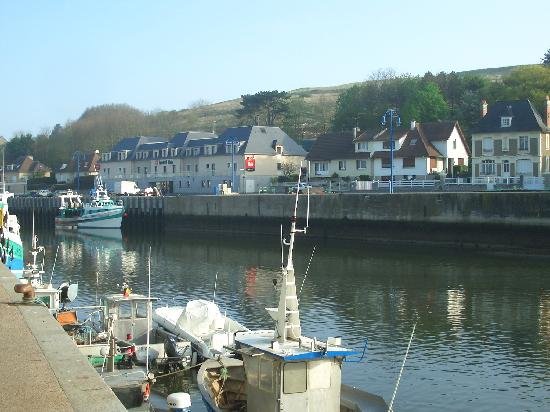 Ibis Hotel Portenbessin On The Harbour Picture Of Ibis Bayeux - Location port en bessin