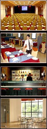 Hotel Nakshatra: Conference Hall, Restaurant & Bar