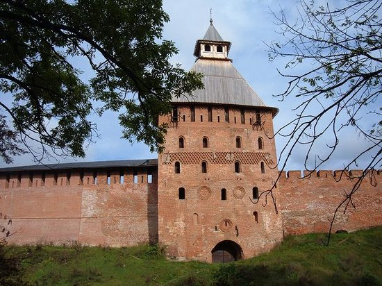 Veliky Novgorod, Russia: Kremlin Novgorod