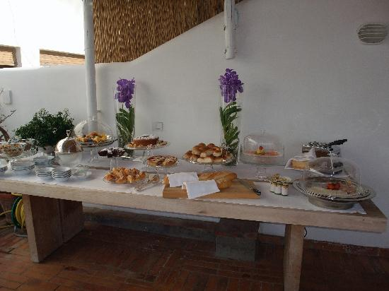 La Minerva: Breakfast