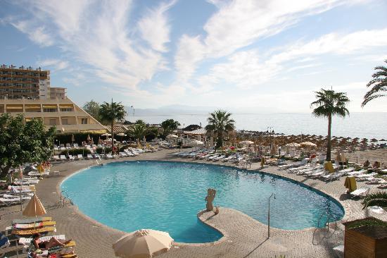 Hotel Riu Nautilus: Terraza Nautilus1