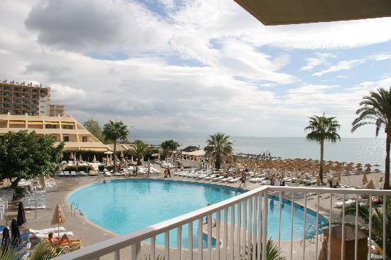 Hotel Riu Nautilus: Terraza Nautilus2