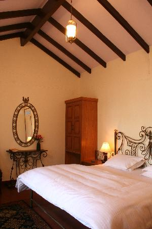 Karma Vilas Resort: beautiful rooms at karmavilas