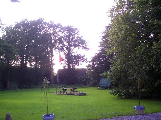 grounds of Foulksrath Castle