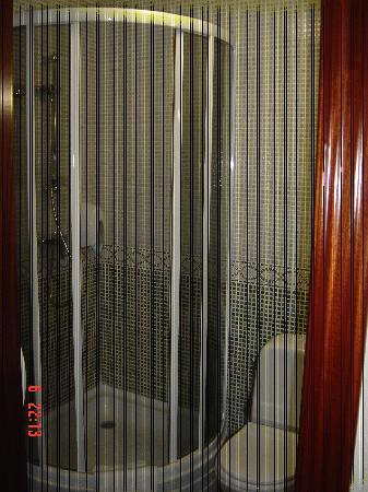 Chichikov Hotel: Das Bad-1