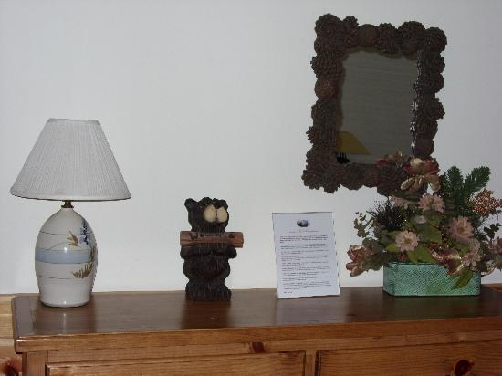 Lindberg Suites: decorations