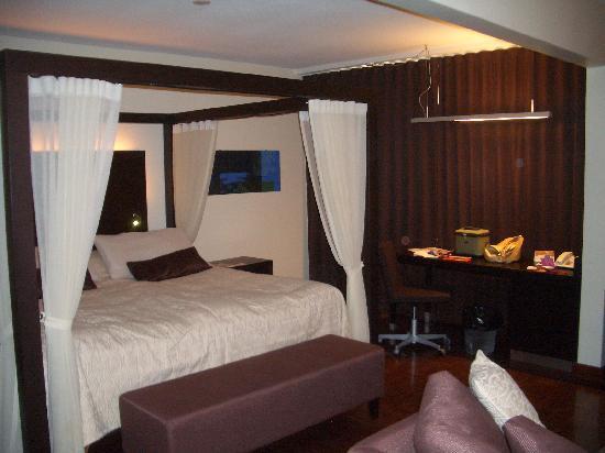 Radisson Blu Hotel, Oulu : Business Class Suite 737