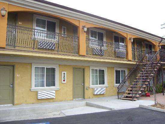 Rodeway Inn Near LA Live: Exterior hotel