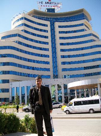 The anatolian hotel gaziantep t rkiye otel yorumlar for Gaziantep hotel