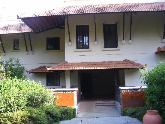 Club Mahindra Madikeri, Coorg: View of the cottages