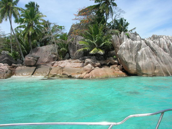 Seychelles: St. Pierre Island