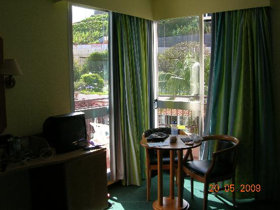 Dorisol Estrelicia: autre vue de notre chambre
