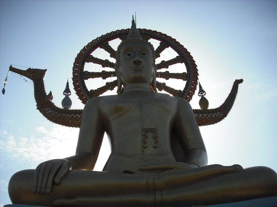 Самуй, Таиланд: Big Buddha.