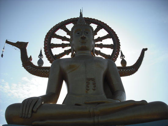 كوه ساموي, تايلاند: Big Buddha.