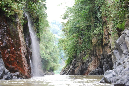 Cartago, Costa Rica: Pacuare river