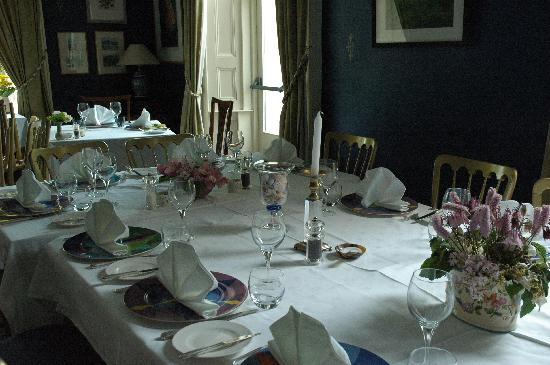 The Mustard Seed at Echo Lodge: dining room