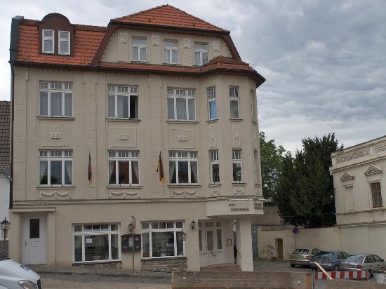 Bernburg, Allemagne : Hotel Fürsteneck
