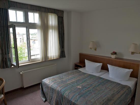 Bernburg, Allemagne : Doppelzimmer