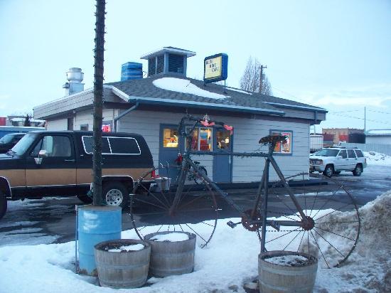 Blue Bike Cafe: December 31, 2008