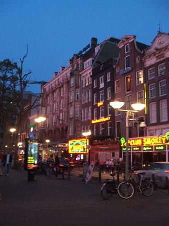 Rembrandt Square Hotel: place rembrantd plein