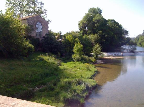 Moulin de Pattus: The Moulin and the river