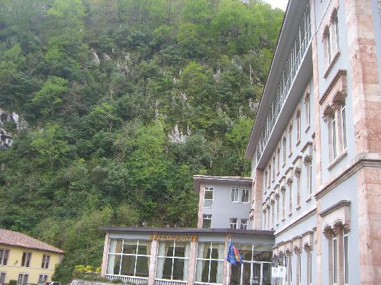 Gran Hotel Pelayo: hotel
