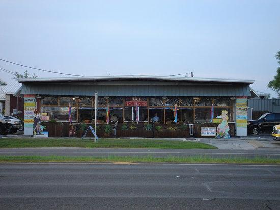 Beach House Restaurant Navarre
