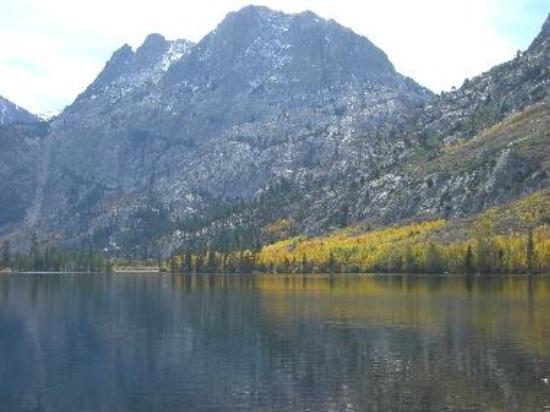 Silver Lake on June Lake Loop
