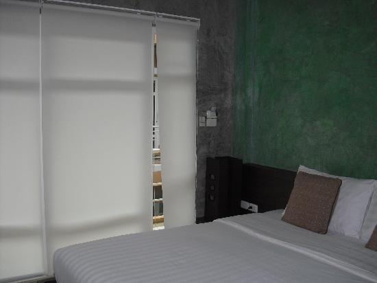 Silver Sands Beach: unser Zimmer im Silver Sands