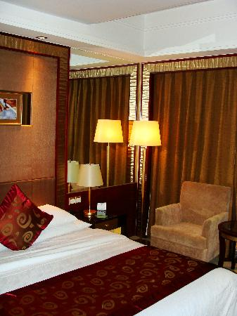 Enjoyable Stars Hotel: Hotel room