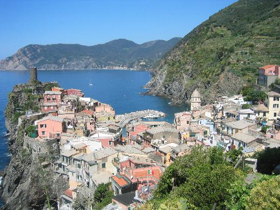 Levanto, Italy: Vernazza - Un des 5 villages