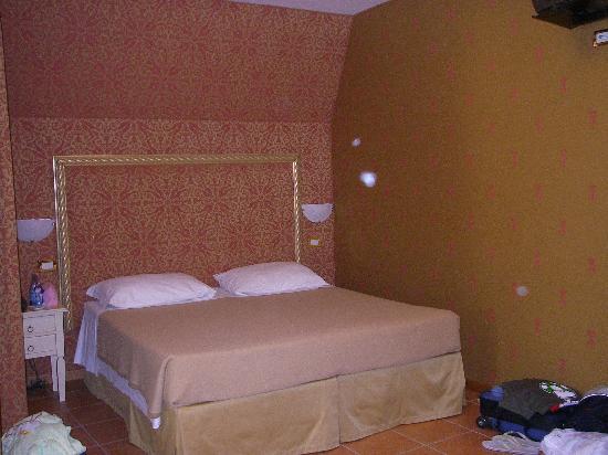 Locanda Herion: habitación