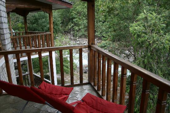 Kichu Resort Wangduephodrang : Heaven
