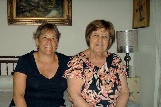 Casa Rabatti: Donna and Marcella Rabatti
