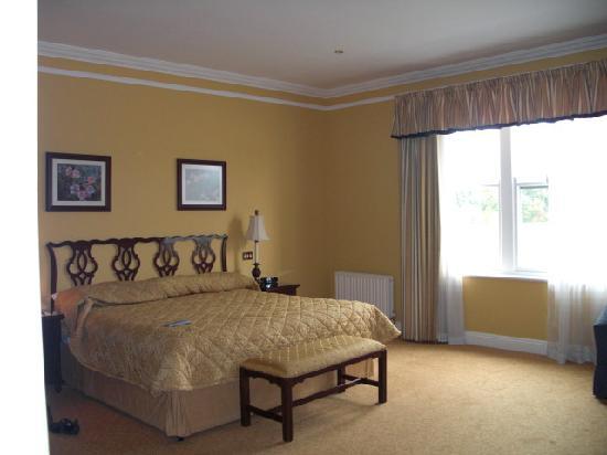 Adare Manor: Our room #211