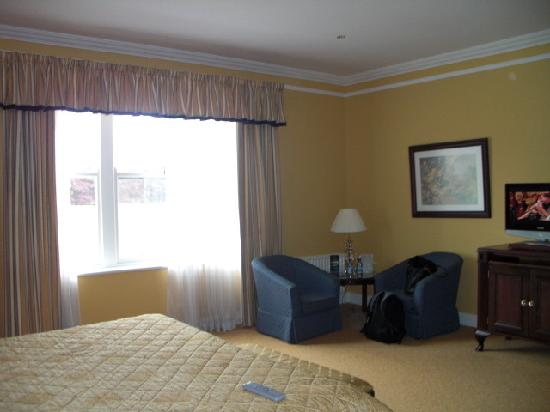 Adare Manor: Room 211 view 2