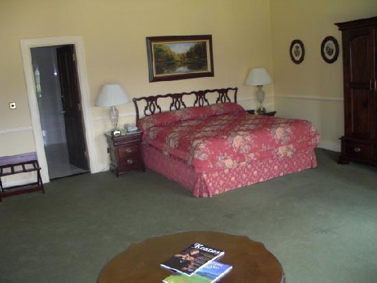 Adare Manor: room 302