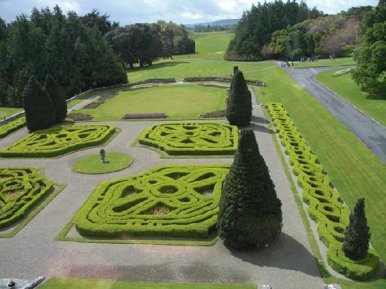 Adare Manor: room 302 view