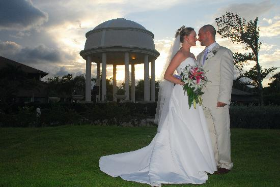Dreams Punta Cana Resort Spa Wedding Gazebo