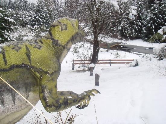 Parque Nahuelito: Herrerasaurus