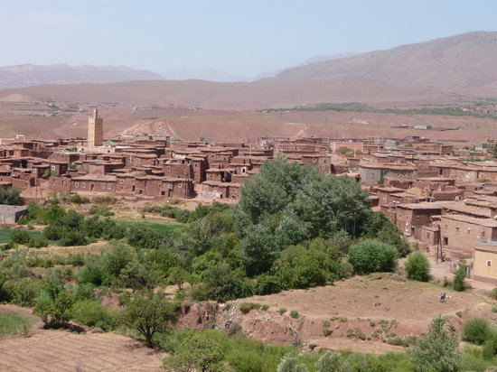 מרוקו: Telouet