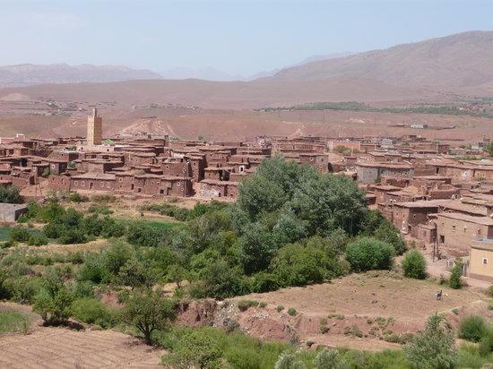 Maroko: Telouet