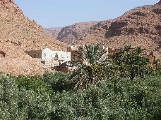 Tinerhir, Maroc : Todra