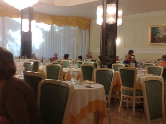 Hotel Eliseo Terme: La sala