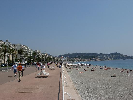 Nice Garden Hotel: Nice Promenade des Anglais